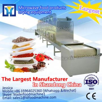 Customized microwave drying equipment for fruit slice on sale