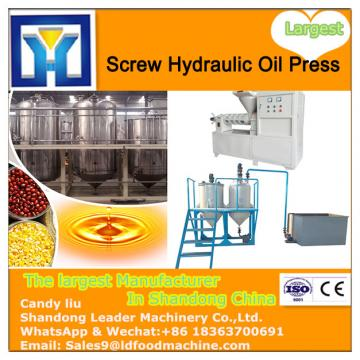 Best Quality durbale mini solvent plant 1 ton/hr price