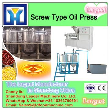 China Top Quality crude oil machines/crude palm oil refining machines