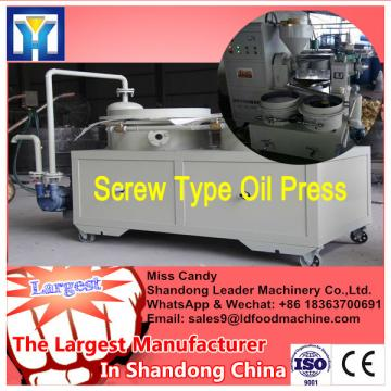 High efficiency commercial 5.5kw screw soybean oil press machine price
