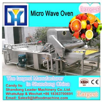 Drying Sterilizing Spices Industrial Microwave Oven