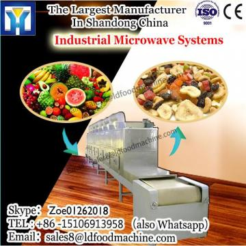 Industrial microwave oily butter paper drying/dehydration machine