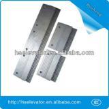 escalator comb floor plate, escalator comb plate, plastic comb plate