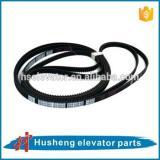 Elevator door machine belt 8M-18-4000, elevator belt price