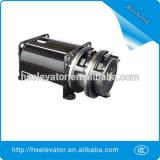 synchronous electric motor for elevators, elevator electric motor