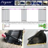 HYUNDAI Escalator Aluminium Step 800mm 1000mm 1200mm 645A080 30/35