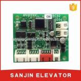 Fujitec elevator cop panel BC32