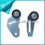 Sliding door roller bracket