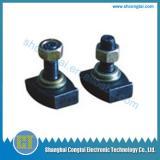 Elevator Parts,Guiding System,Elevator guide rail clip,pressure plate 57009249