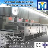 Large input capacity dry Lotus leaf processing plants industrial microwave dryer