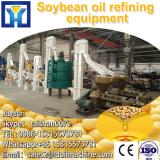 High quality machines for refining soybean oil