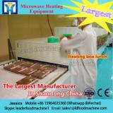 Glutinous rice microwave drying equipment