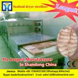 Best Selling Good Price Tunnel style microwave drying equipment