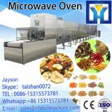 Tunnel type industrial microwave slaked lime drying/ slaked lime dryer machine