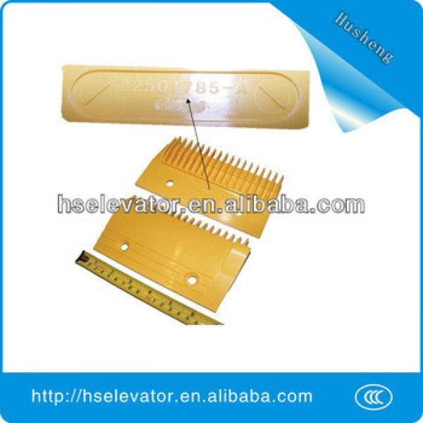 Hitachi Comb Plate 22501785-A escalator comb for Hitachi #1 image