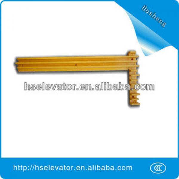 escalator comb plate, escalator comb plate middle, escalator comb floor plate #1 image