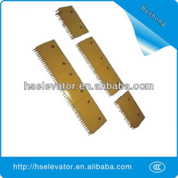 escalator comb plate middle, escalator comb plate, escalator comb #1 image