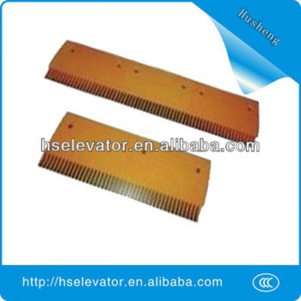 Escalator Decoration Strip, escalator yellow strip, escalator comb #1 image