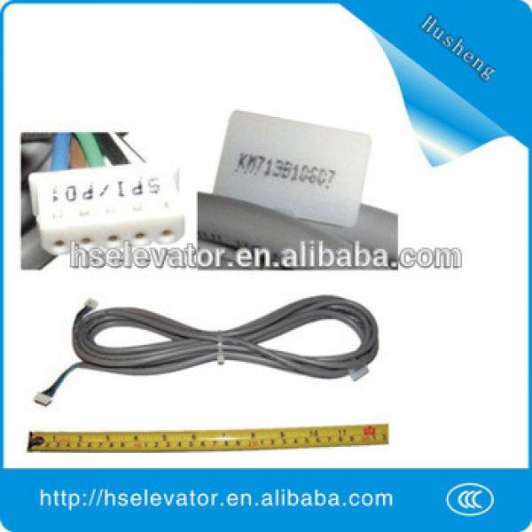 kone elevator cable KM713810G07,kone elevator flat cable #1 image
