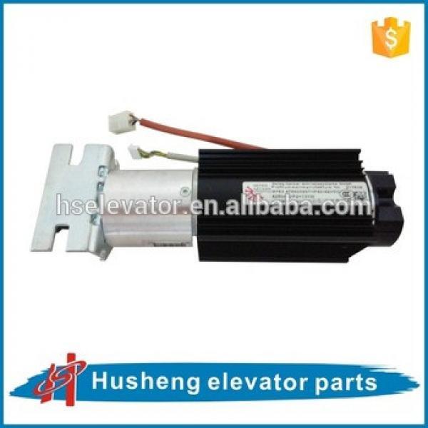 kone elevator motor KM601370G04,motor pulley for kone elevator #1 image