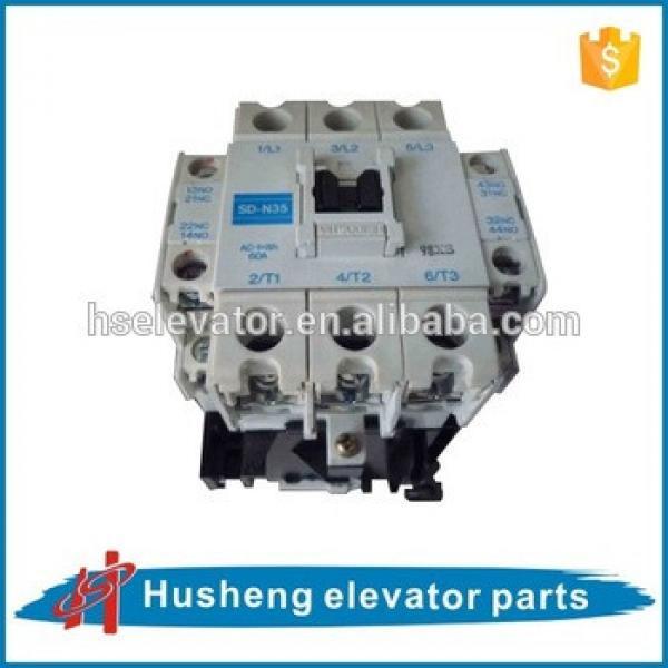 MITSUBISHI elevator contactor SD-N35, lift door parts, mitsubishi elevator parts #1 image