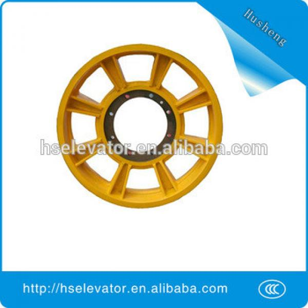 Three Phase Elevator Motor, Advertising Escalator Handrail Machine #1 image