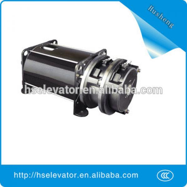 synchronous electric motor for elevators, elevator electric motor #1 image