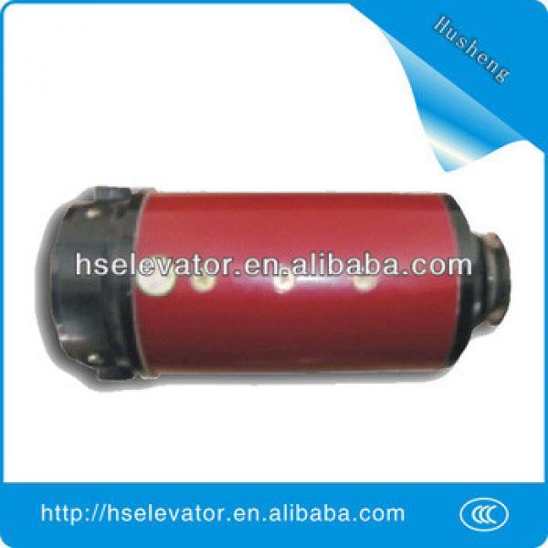 Mitsubishi gearless elevator motor, gear motor for elevator, elevator gear motor #1 image