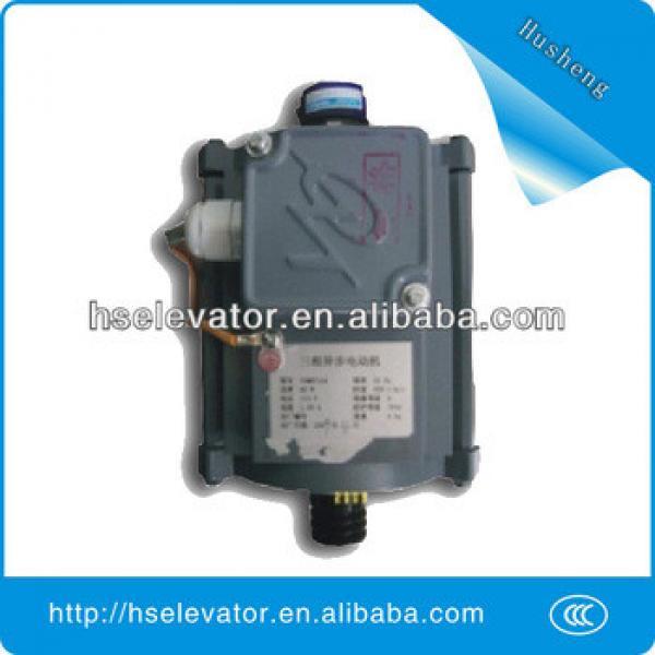 Hitachi elevator motor YSMB7124 hitachi electric elevator motor #1 image