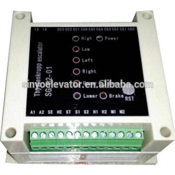 Thyssen Escalator Speed monitor A6/SG-02-01 #1 image