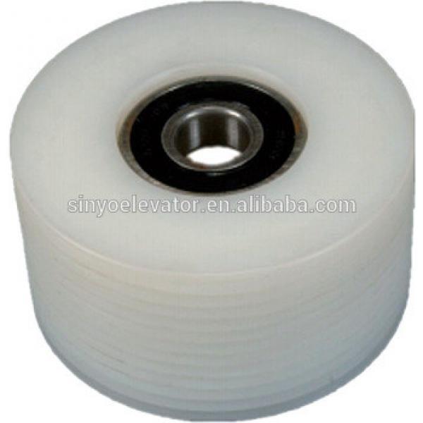 Thyssen Escalator V-Belt Roller 1709066300 #1 image