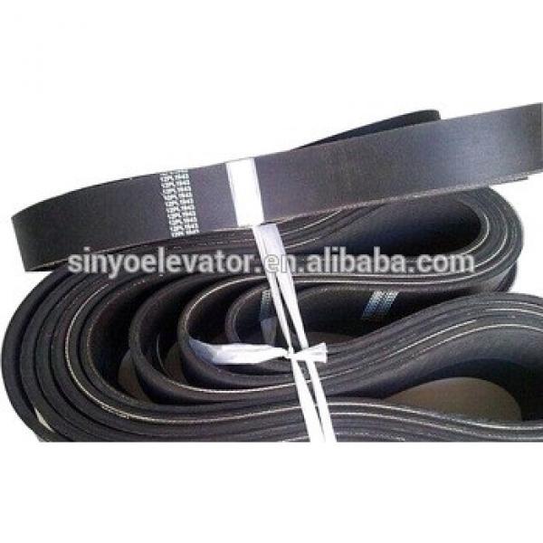 Thyssen Escalator Handrail V-Belt #1 image