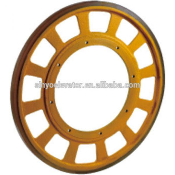 Fraction Wheel for Fujitec Escalator #1 image