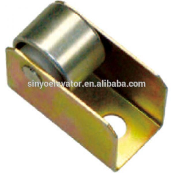 Steel Roller W/Bracket for Fujitec Escalator #1 image