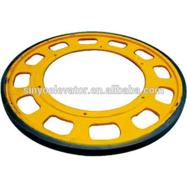 Fraction Wheel for Fujitec Escalator #1 image