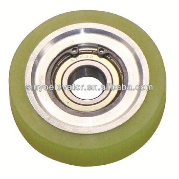 hyundai elevator parts:Roller 76*22 6203 ID:17 #1 image
