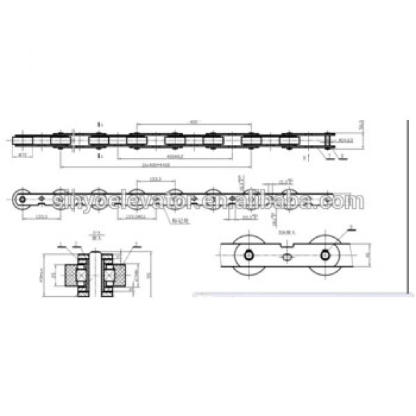 Hyundia pallet chain T133.33 #1 image