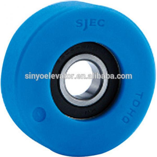 Step Chain Roller for SJEC Escalator F01.FCCBA.002A #1 image