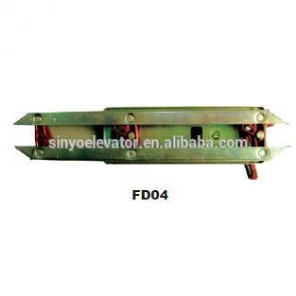 Standard Skate Assembly For Fermator Elevator parts VF00.CD000 #1 image