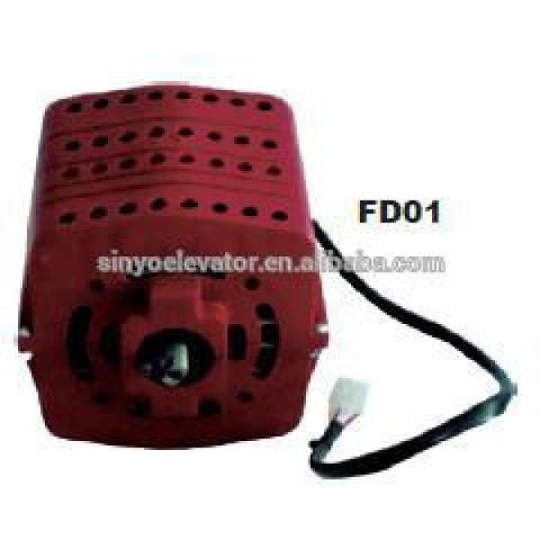 Encoder motor For Fermator Elevator parts VVVF #1 image