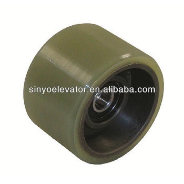LG-Sigma Escalator Parts:Handrail Press Roller OD90,ID64 #1 image