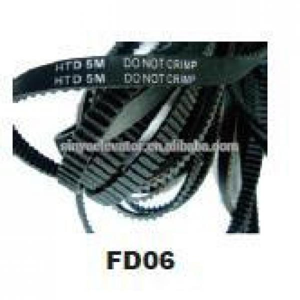 Toothed Belt HTD 5-M For Fermator Elevator parts #1 image