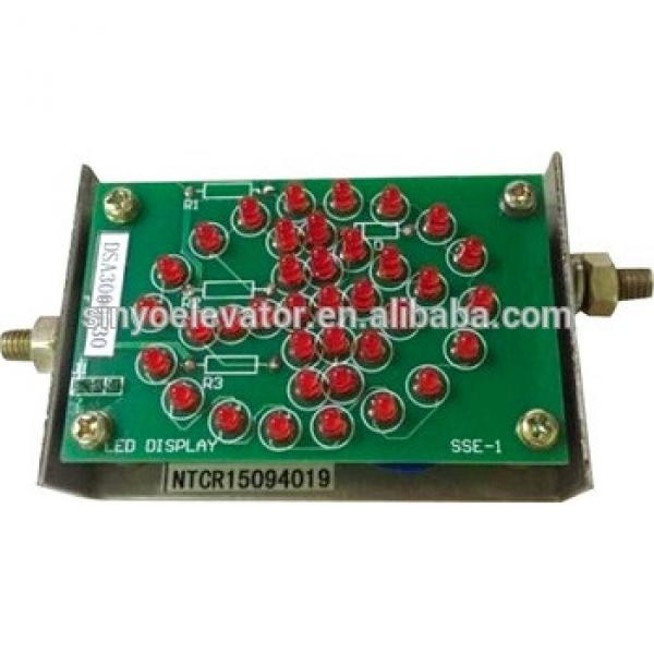 PCB digital arrow for LG Escalator DSA3000630 #1 image