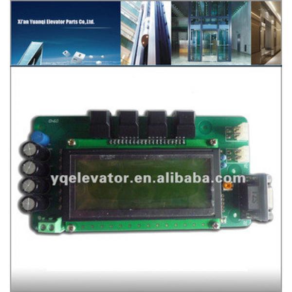 Fuji elevator display pcb board FFA-ACB-02 Fuji elevator spare parts #1 image