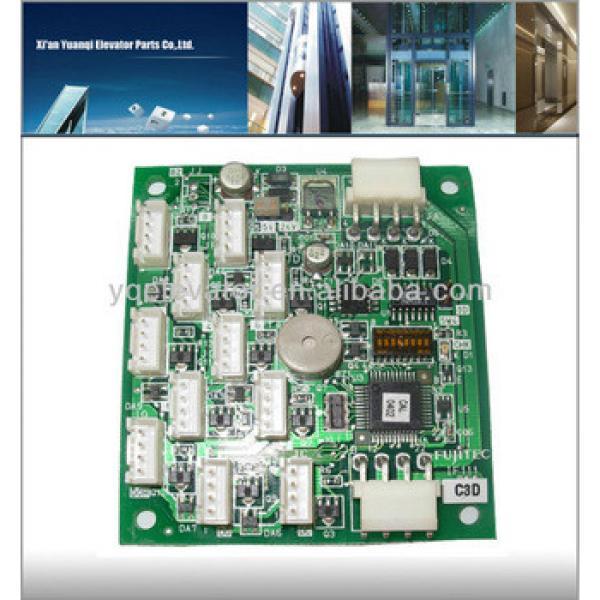Fujitec elevator spare parts IF111 elevator panel for sale #1 image