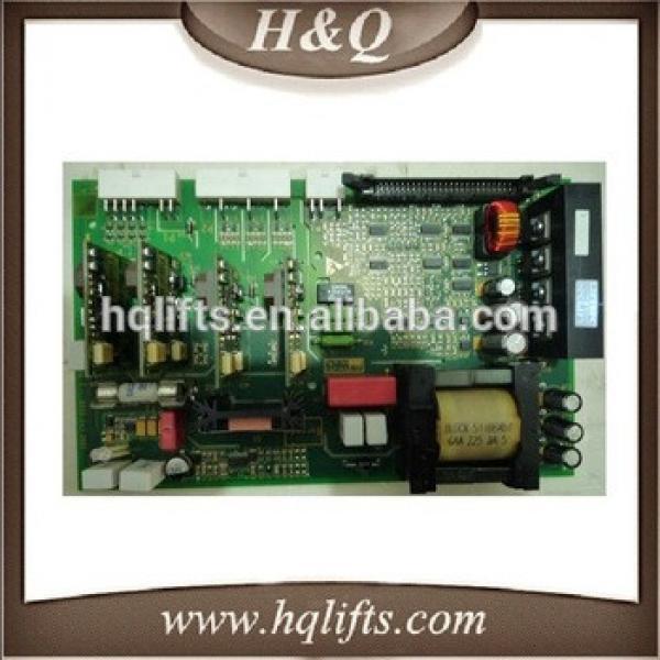 HQ elevator inverter board GCA26800J5 elevator inverter control board #1 image
