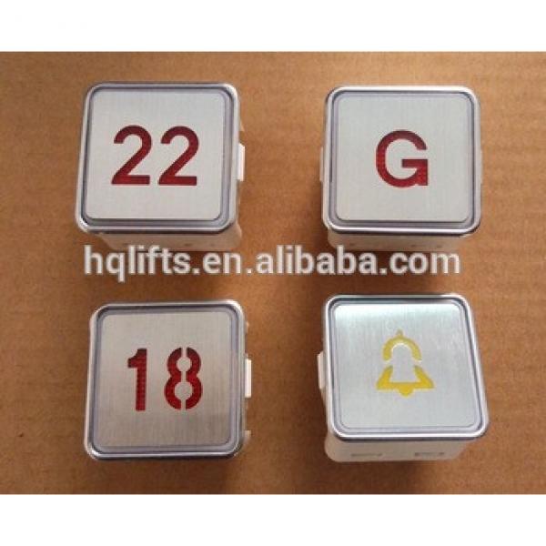 Elevator push buttons Thyssen push button MTD270 Elevator parts #1 image