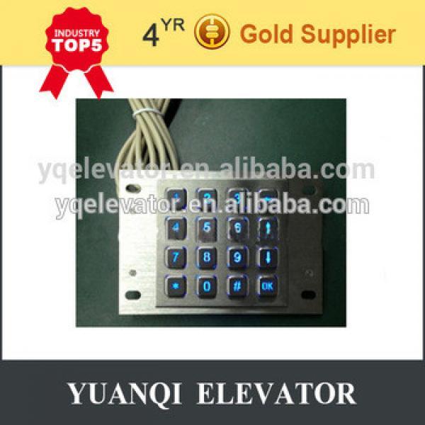 Elevator Spare Parts SNK088E,backlight keypad #1 image