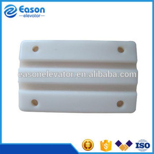 Elevator Guide Insert KM85119G16 For Kone Elevator ,L140 T16 book type with accessaries (without wires, with pins) #1 image