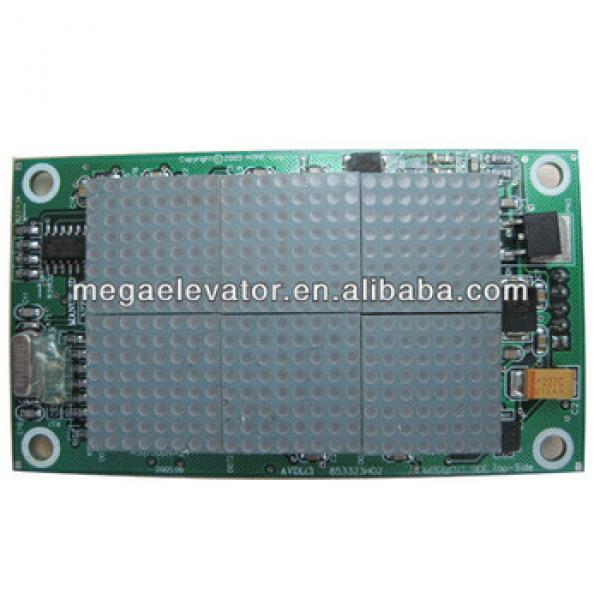 KONE elevator spare parts ,New and original kone PCB board KM853300G01 elevator component #1 image